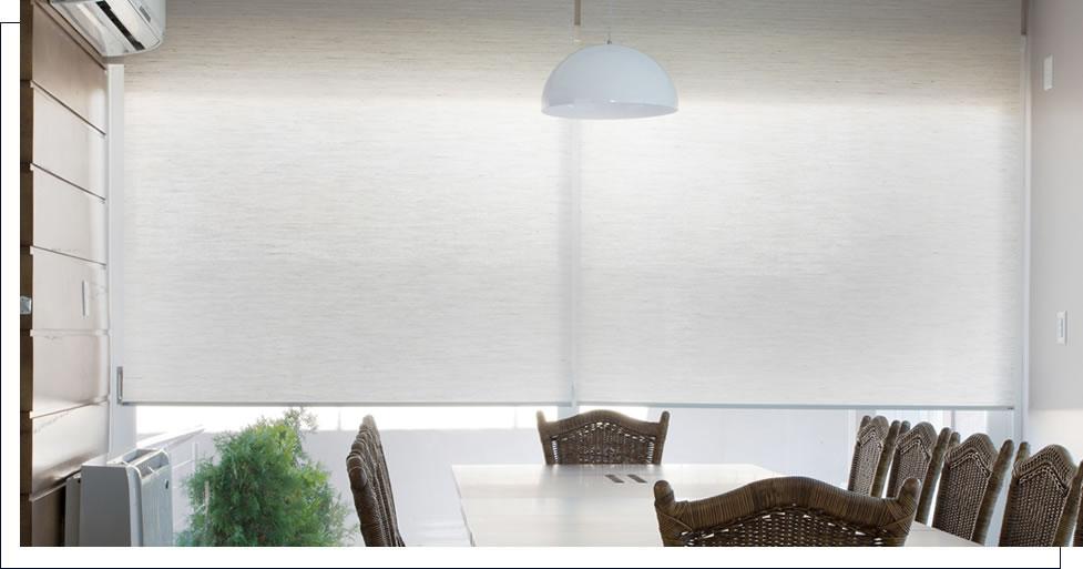 Cortina Rolo Blackout Tela Solar E Tecidos Decorativos - Tela-para-cortina